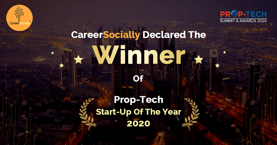 careersocially winner proptech